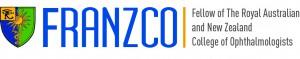FRANZCO Logo Colour