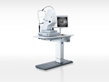 Our fundus camera is used to examine the blood vessels that supply the retina