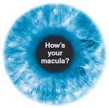 How's your macula